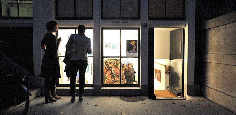 Atelier Open: kunst galerie